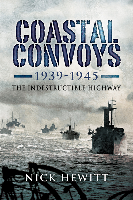 Coastal Convoys By: Hewitt, Nick