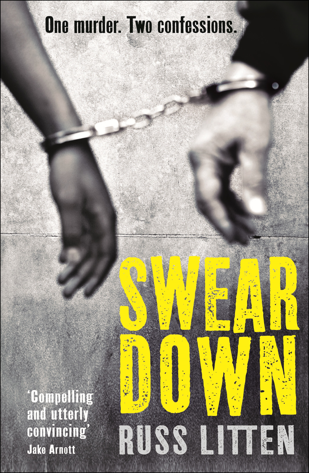 Book Cover: Swear Down