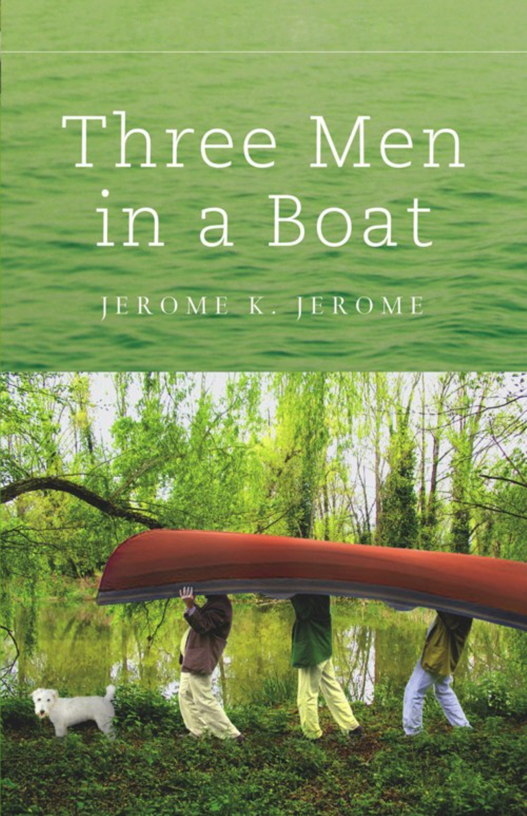 Three Men in a Boat (Say Nothing to the Dog)