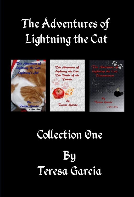 The Adventures of Lightning the Cat: Collection One