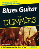 Blues Guitar For Dummies: