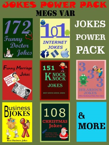 Jokes Power Pack: Power Pack of Jokes By: Megs Var