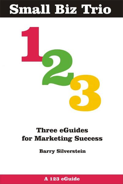 Small Biz Trio: Three eGuides for Marketing Success