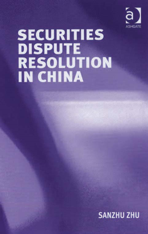 Securities Dispute Resolution in China