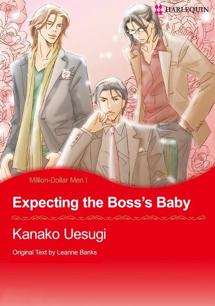 Harlequin comics: Expecting the Bosss Baby