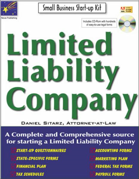 Limited Liability Company: Small Busines