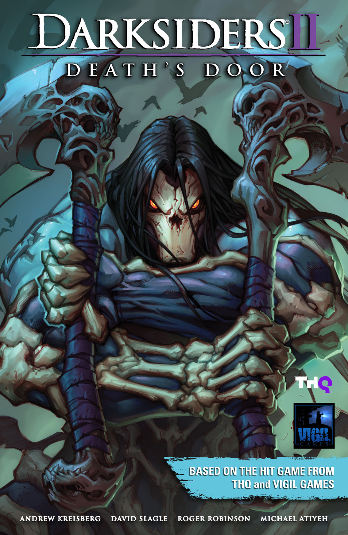 Darksiders II: Deaths Door Volume 1