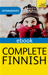 Complete Finnish (learn Finnish With Teach Yourself):