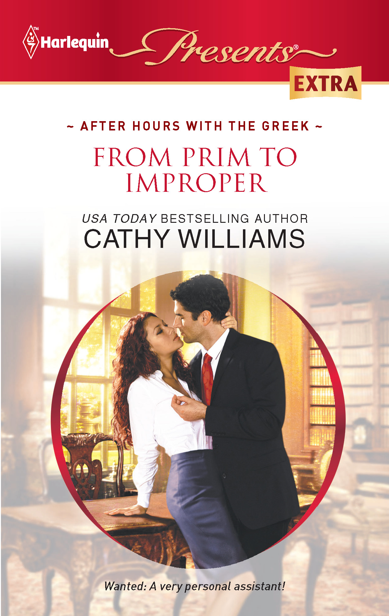 From Prim to Improper By: Cathy Williams