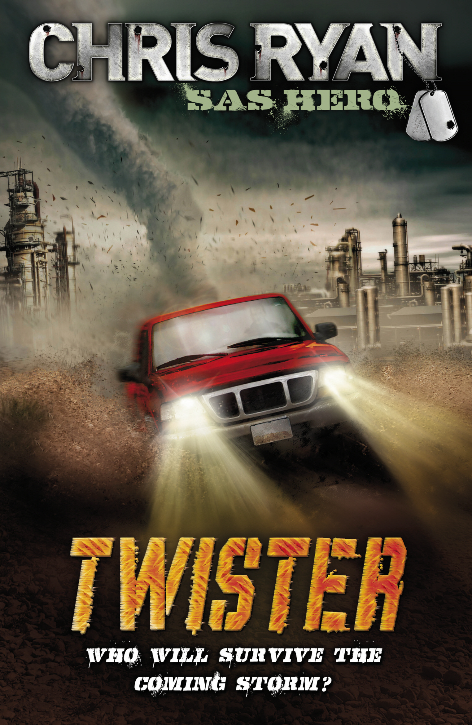Twister By: Chris Ryan