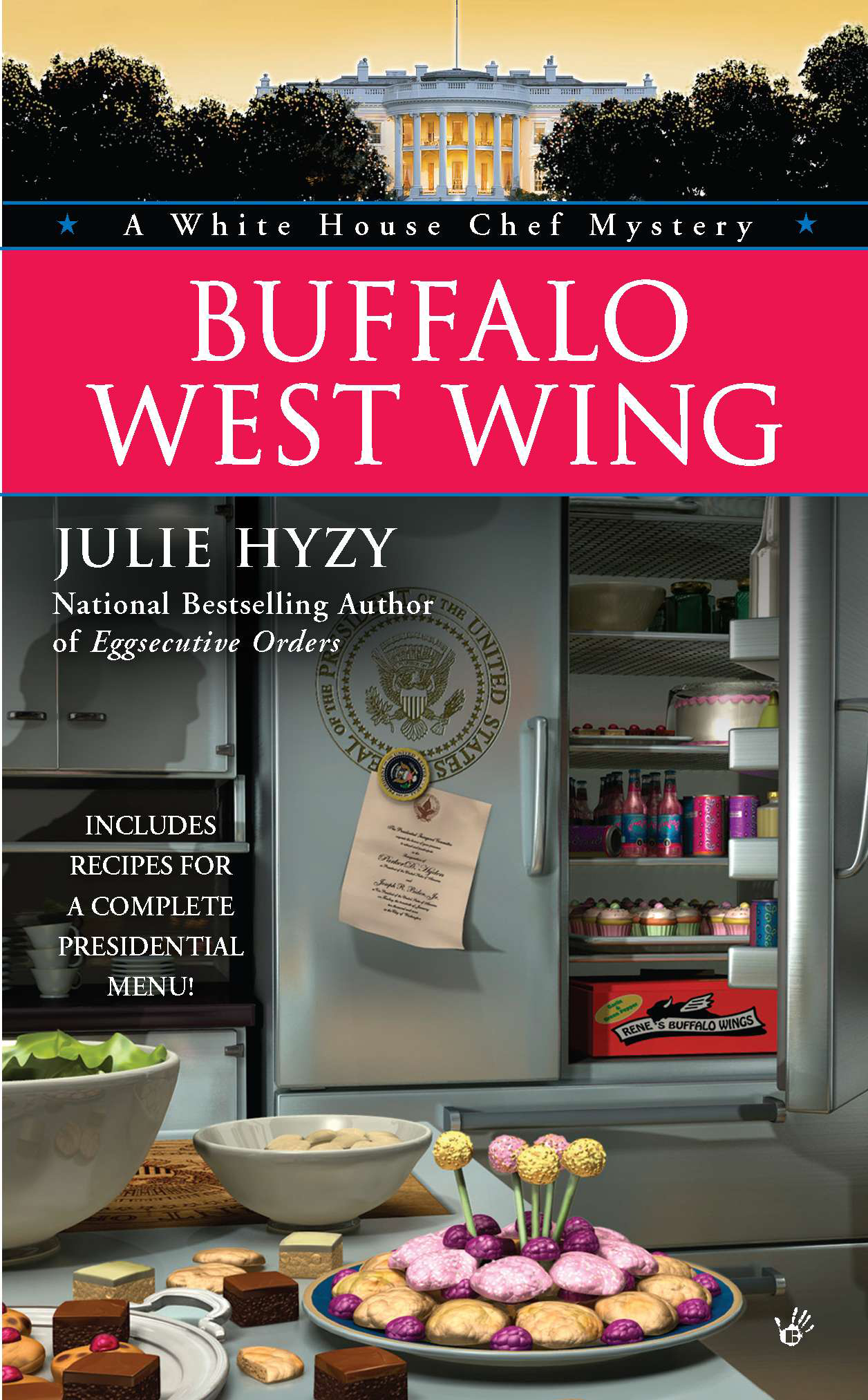Buffalo West Wing By: Julie Hyzy