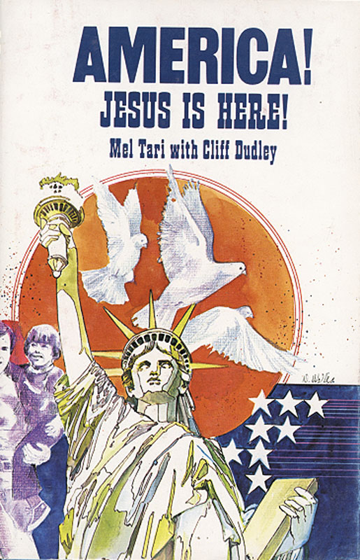 America! Jesus Is Here!