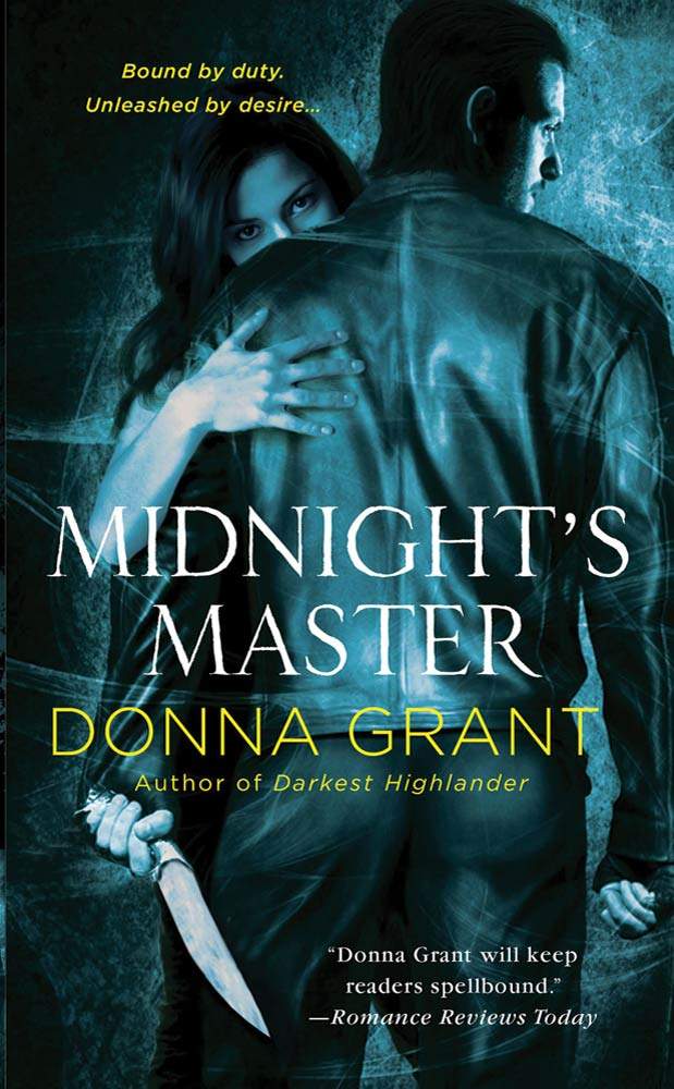 Midnight's Master By: Donna Grant
