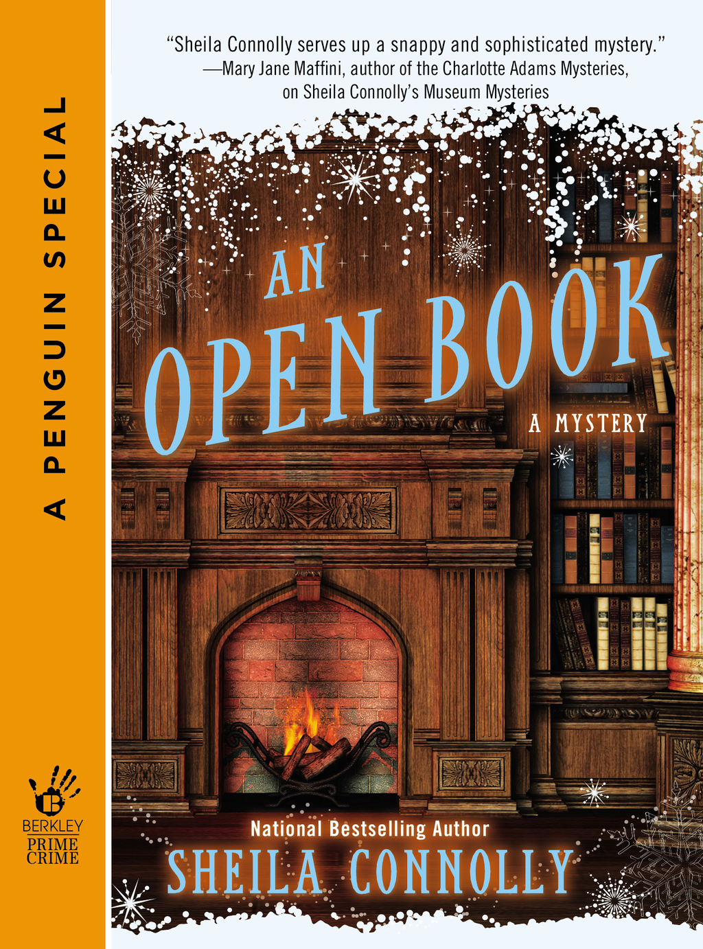 An Open Book: A Mystery By: Sheila Connolly