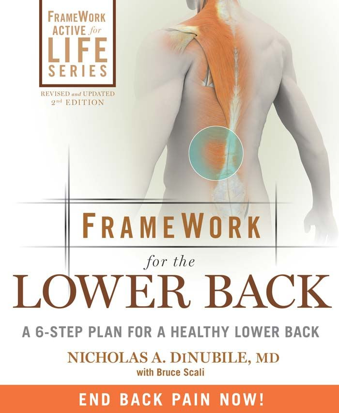 Framework for the Lower Back Revised and Updated 2nd Edition: A 6-Step Plan for a Healthy Lower Back