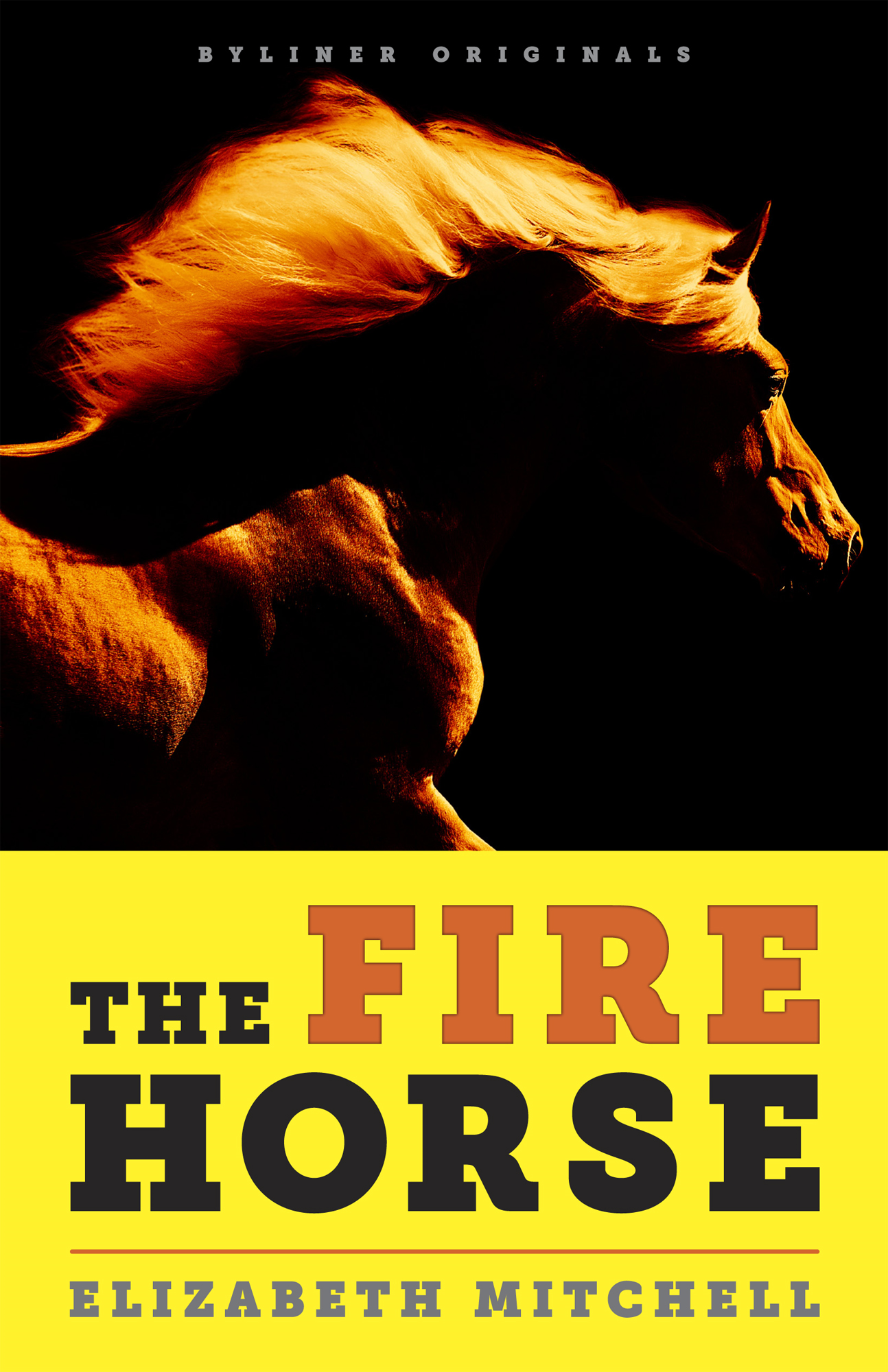 The Fire Horse: No one wanted the horse named Neville. Then along came a rider who lived for long shots. By: Elizabeth Mitchell