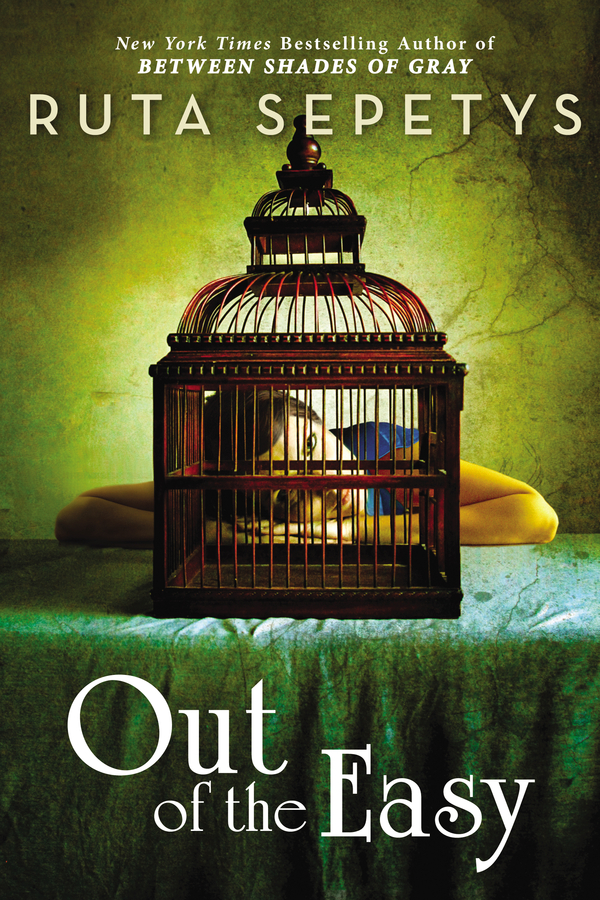 Book Cover: Out of The Easy