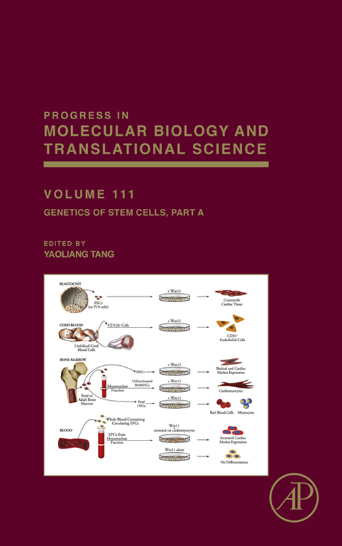 Genetics of Stem Cells By: Yaoliang Tang