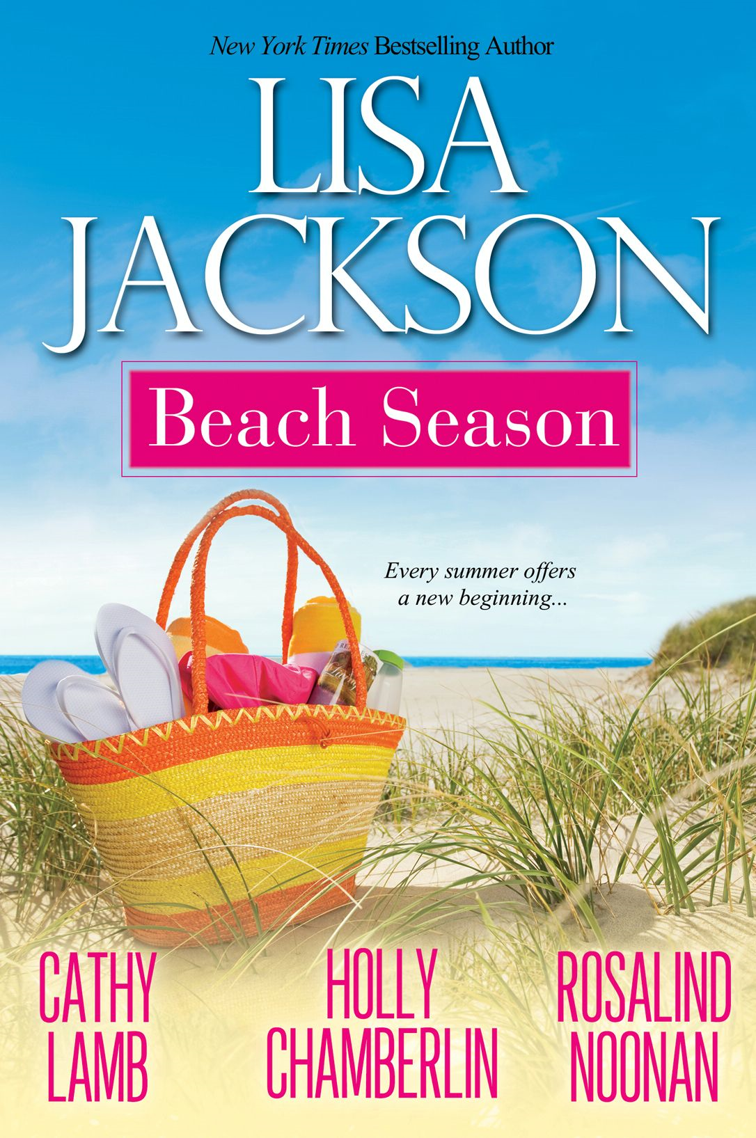 Beach Season By: Lisa Jackson;Cathy Lamb;Holly Chamberlin;Rosalind Noonan