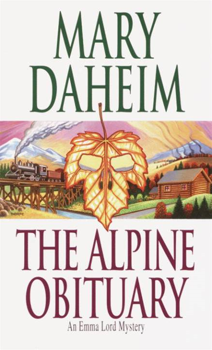 The Alpine Obituary By: Mary Daheim