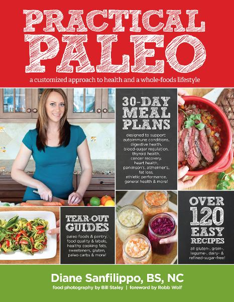 Practical Paleo: A Customized Approach to Health and a Whole-Foods Lifestyle By: Diane Sanfilippo