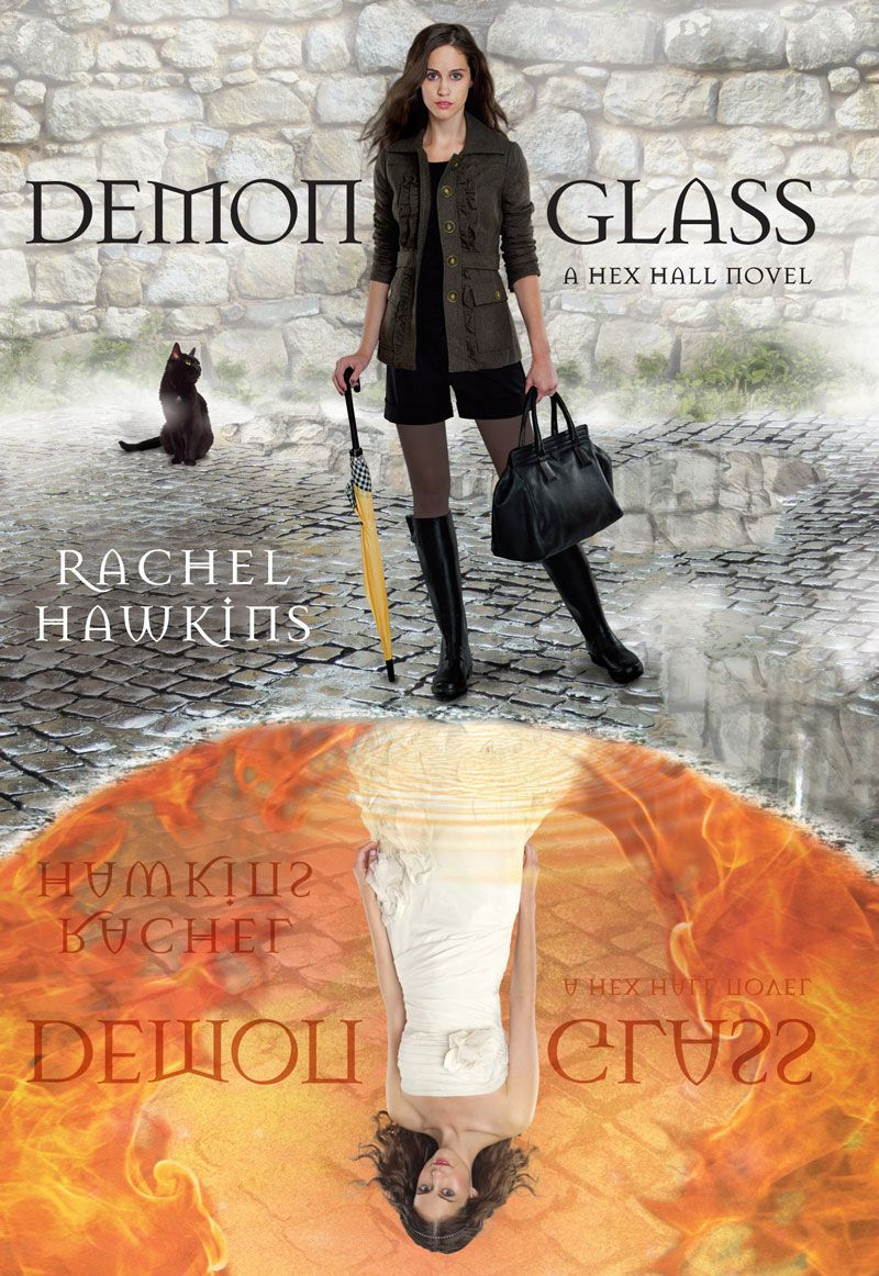 Demonglass: A Hex Hall Novel By: Rachel Hawkins