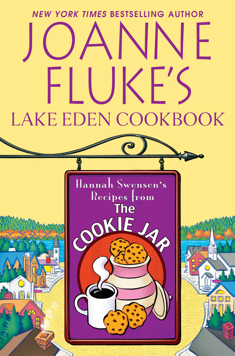 Joanne Flukes Lake Eden Cookbook: