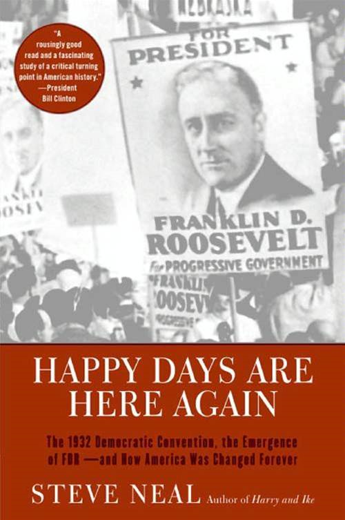 Cover Image: Happy Days Are Here Again
