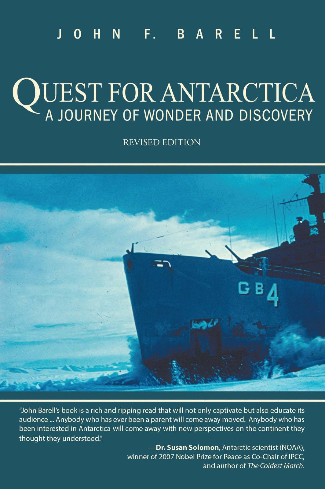 Quest for Antarctica
