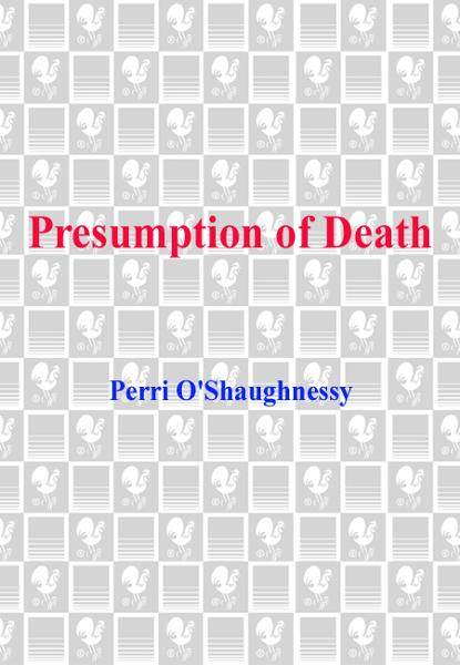 Presumption of Death By: Perri O'Shaughnessy