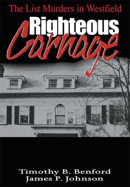 Righteous Carnage By: Marilyn Benford