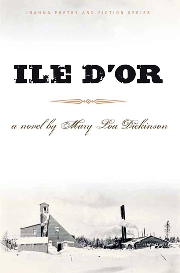 Ile D'Or By: Mary Lou Dickinson