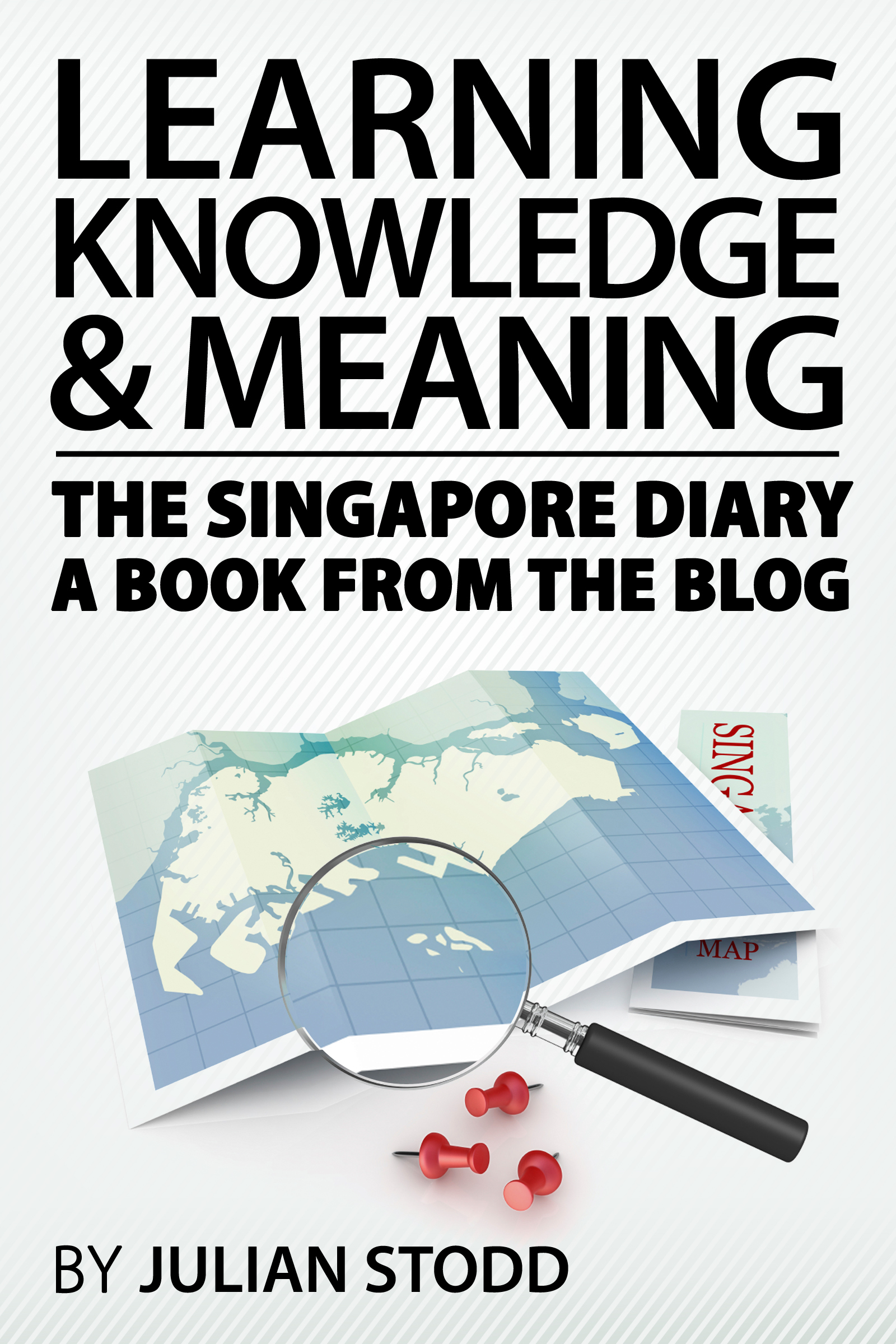 Learning, knowledge and meaning: the Singapore diary - a book from the blog