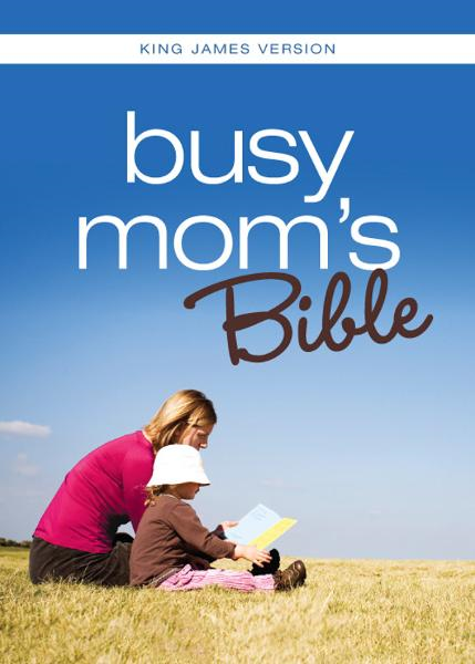 KJV Busy Mom's Bible