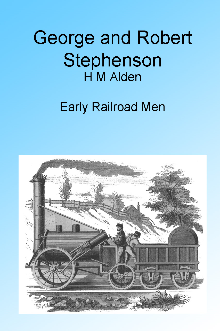 George and Robert Stephenson, Illustrated,