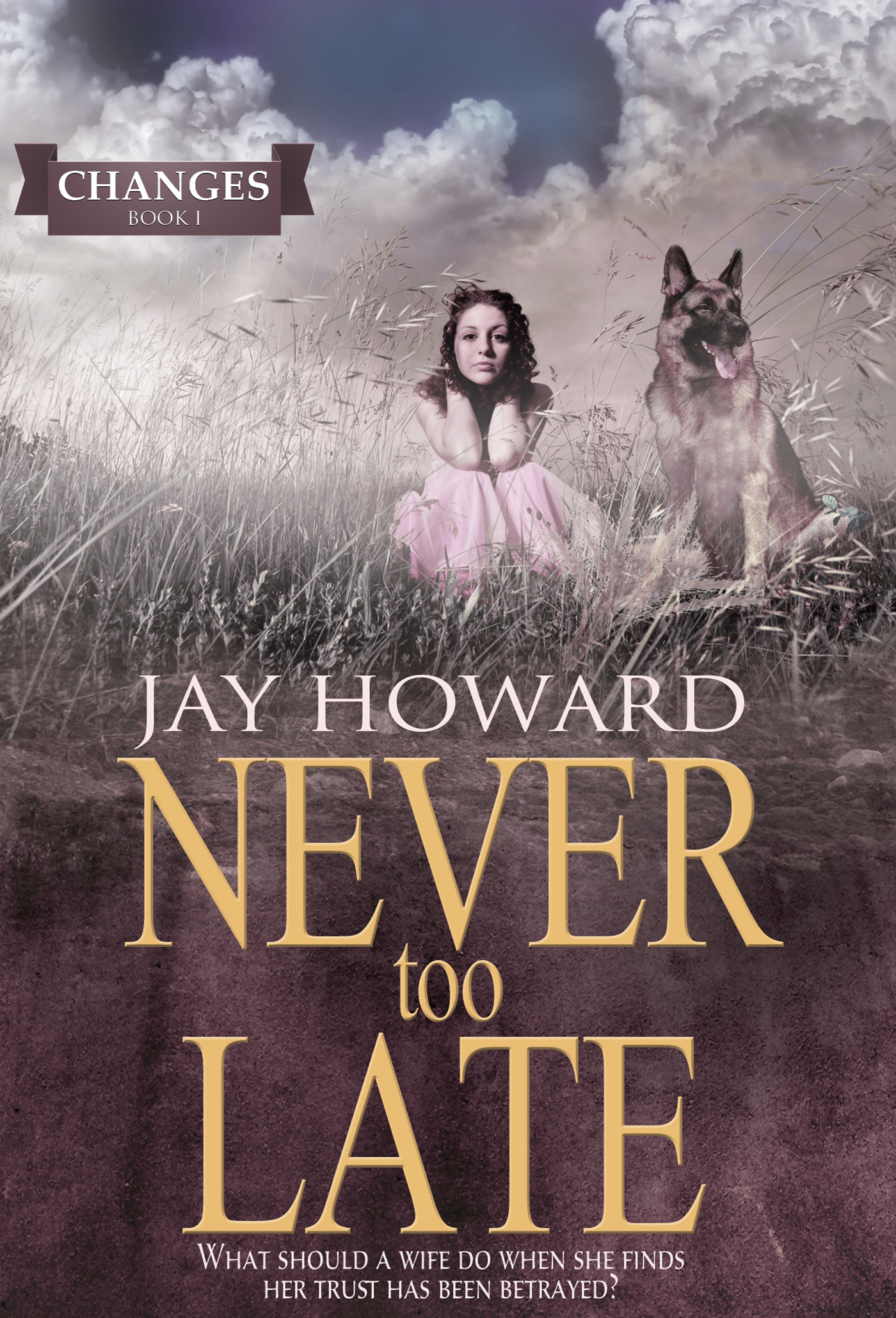 Never Too Late (Changes #1)