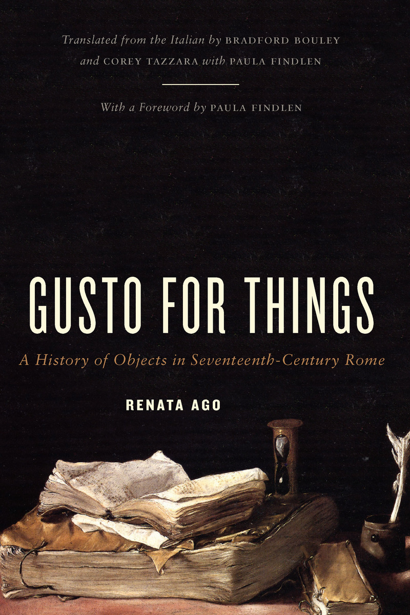 Gusto for Things