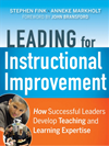 Leading For Instructional Improvement: