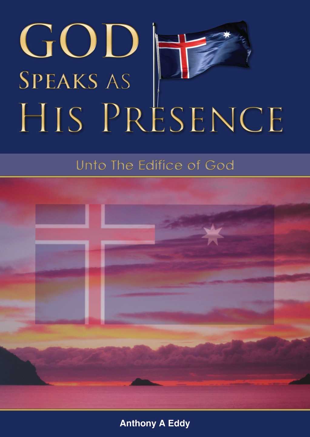 GOD Speaks as His Presence Unto The Edifice of God