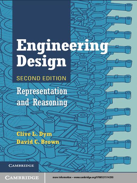 Engineering Design Representation and Reasoning