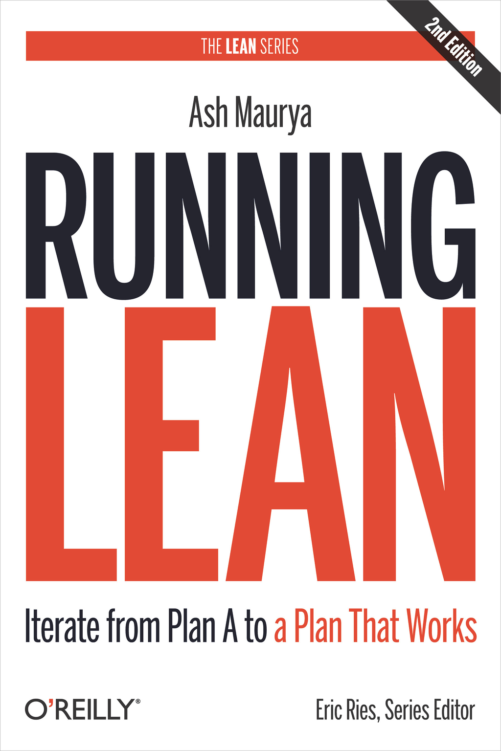 Running Lean By: Ash Maurya