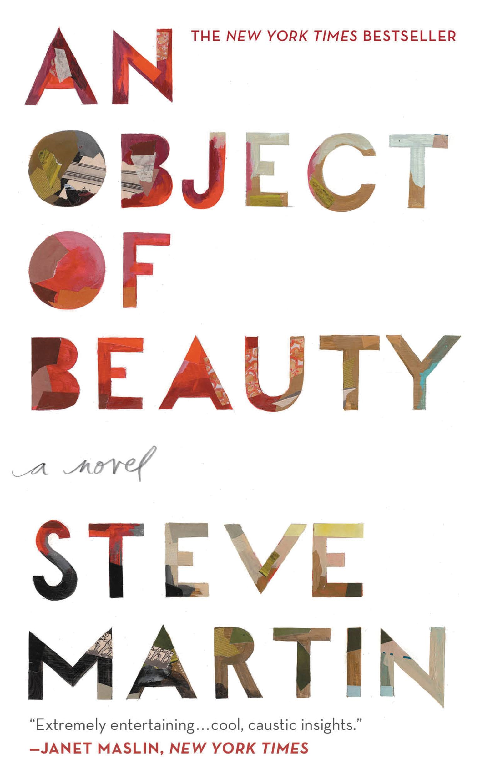 An Object of Beauty By: Steve Martin