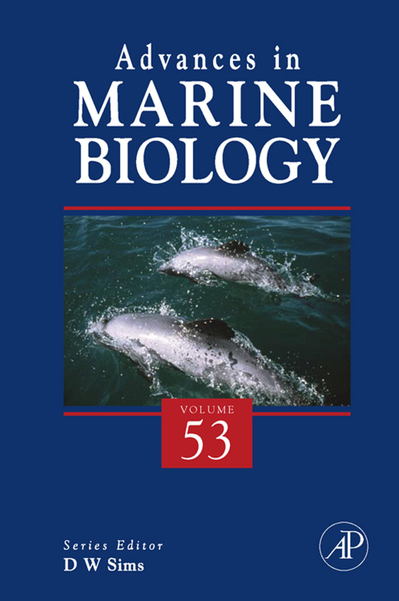 Advances In Marine Biology