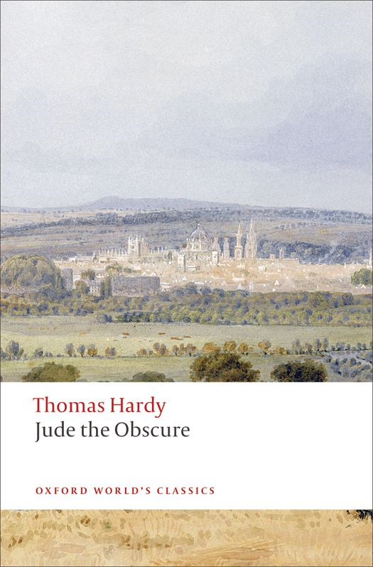 Jude the Obscure By: Thomas Hardy