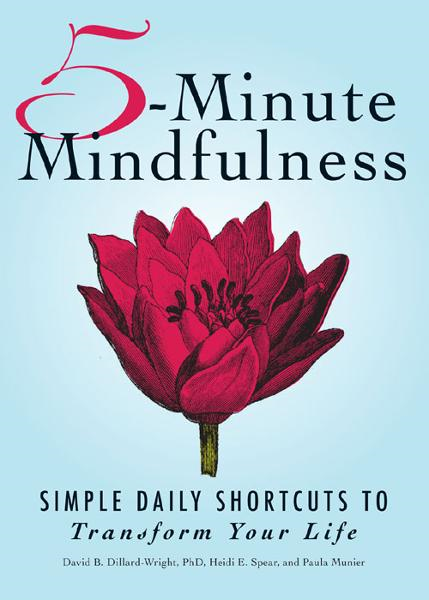 5-Minute Mindfulness: Simple Daily Shortcuts to Transform Your Life By: David B. Dillard-Wright PhD,Heidi E. Spear