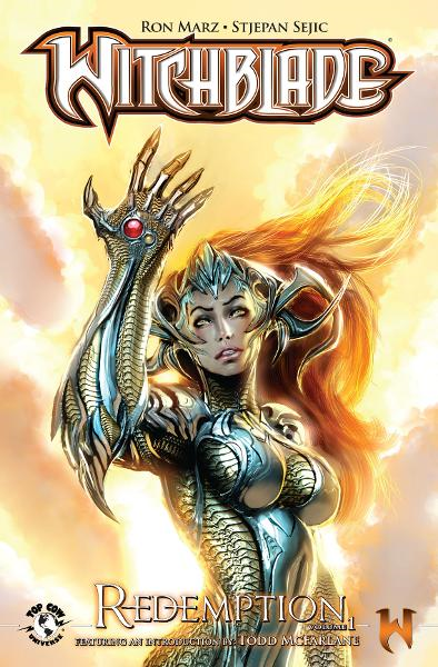 Witchblade Redemption Volume 1