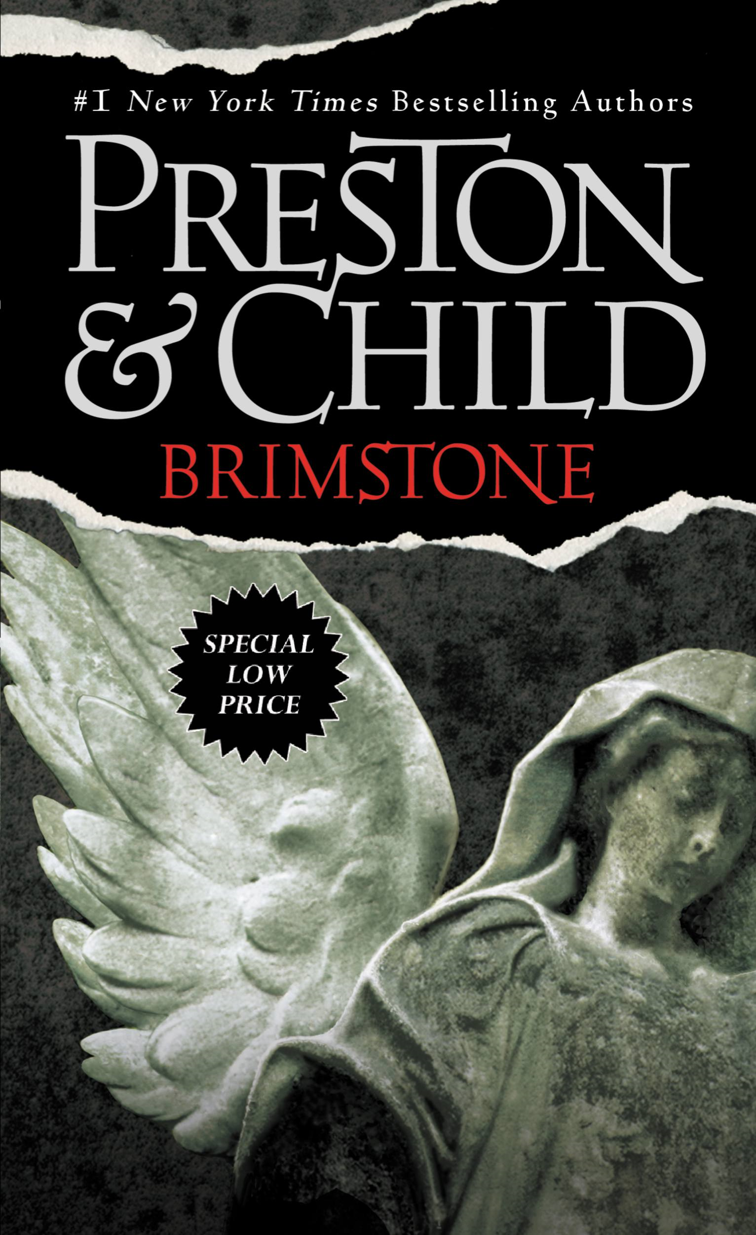 Brimstone By: Douglas Preston,Lincoln Child
