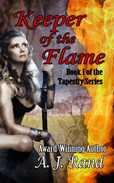 Keeper of the Flame (Book 1 of the Tapestry Series)