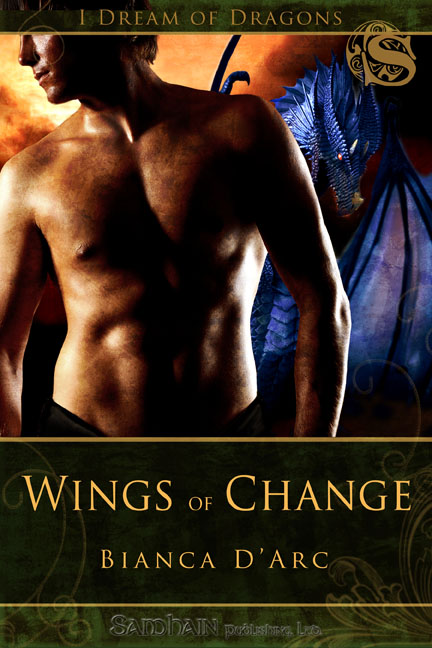 Wings of Change By: Bianca D'Arc