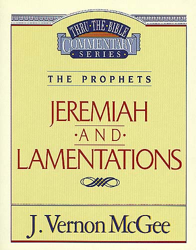 Thru the Bible Vol. 24: The Prophets (Jeremiah/Lamentations)
